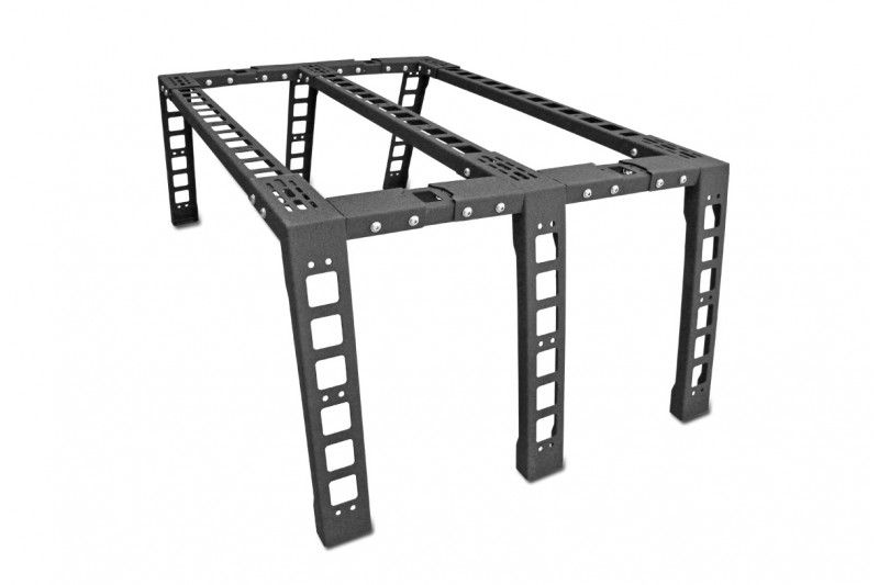 Pick-Up Bed Rack do rolety - wysoki - MorE 4x4