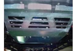 Osłona miski aluminium - Nissan Navara D40 /...