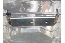 Osłona miski AFN stalowa Nissan Y61