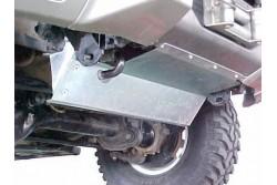 Osłona drążków AFN aluminiowa Nissan Patrol Y61