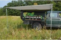 Osłona słoneczna IronMan z oświetleniem LED 2,5m