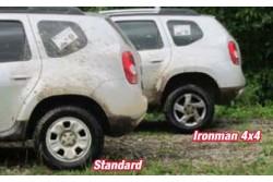Zestaw zawieszenia IRONMAN Dacia Duster +45mm