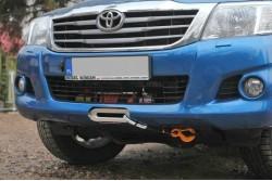 Płyta do montażu wyciągarki Toyota Hilux po 2005