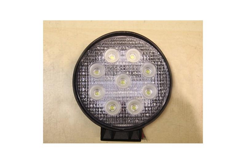 Lampa robocza 27W rozproszone światło