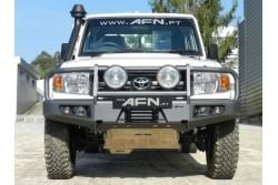 Zderzak przedni AFN z rurami i światłami - Toyota...