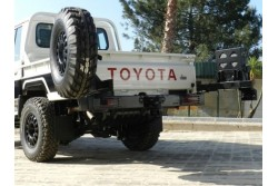 Zderzak tylny AFN - Toyota Land Cruiser Pick-Up HZJ 79