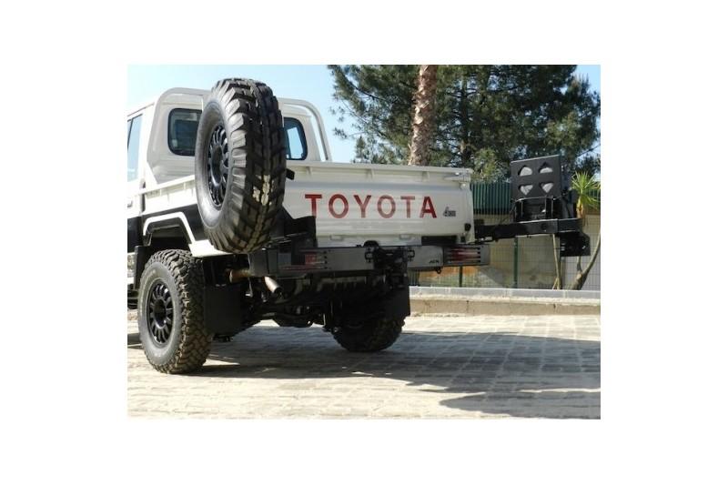 Zderzak tylny AFN - Toyota Land Cruiser Pick-Up HZJ 79
