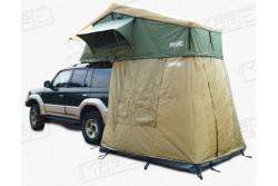 Namiot dachowy MORE 4X4 NEW z przedsionkiem 125cm