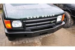 Zderzak skrzynkowy HD2 przedni +50mm do Land Rover...