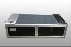 Zabudowa szufladowa Nissan Patrol Y60/Y61 - krótki