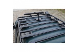 Bagażnik aluminiowy 1200x1300 bez relingów