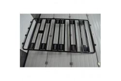 Bagażnik aluminiowy 1350x2200 bez relingów