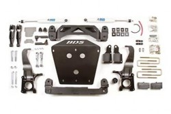 4,5 cale Lift Kit BDS - Toyota Tundra 4WD 07-15