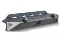 Zderzak przedni BFH z mocowaniem szekli stalowy POISON SPYDER - Jeep Wrangler JK