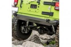Zderzak tylny BFH z mocowaniem szekli stalowy POISON SPYDER - Jeep Wrangler JK