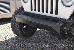 Zderzak przedni BFH stalowy POISON SPYDER - Jeep...