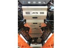 Osłona reduktora AFN aluminium Toyota Hilux Revo