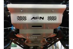 Osłona drążków AFN aluminium Toyota Hilux Revo
