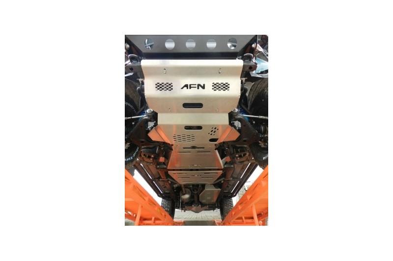Osłona miski aluminiowa  AFN Nissan Navara D23, NP300