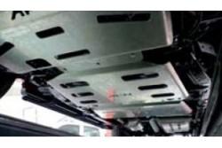 Osłona zbiornika aluminiowa AFN Nissan Navara D23,...