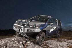 Zderzak przedni bez orurowania AFN Toyota Hilux Revo