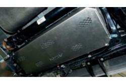 Osłona zbiornika aluminiowa AFN Mitsubishi L200 2015 -