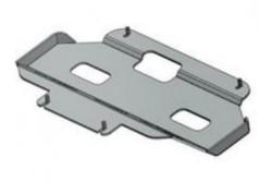 Osłona miski AFN aluminiowa Isuzu D-Max
