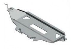 Osłona reduktora AFN aluminium Isuzu D-Max