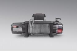 Wyciągarka MORE 4X4 X-PRO 13000lbs 12V, lina stalowa, rolki, pilot b/p
