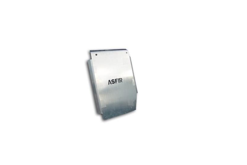 Osłona aluminiowa baku Asfir - Suzuki Jimny