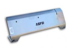Osłona aluminiowa chłodnicy Asfir - Nissan Pick-up...
