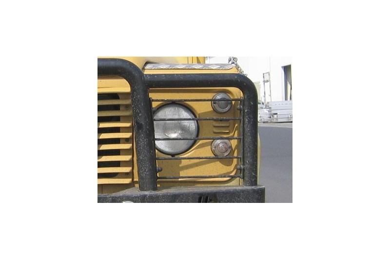 Kratki ochronne reflektorów - LR Defender 90, 110, 130
