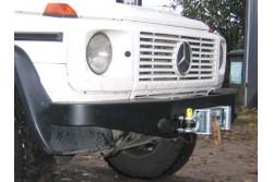 Zderzak skrzynkowy pod wyciągarkę - Mercedes G 460,...