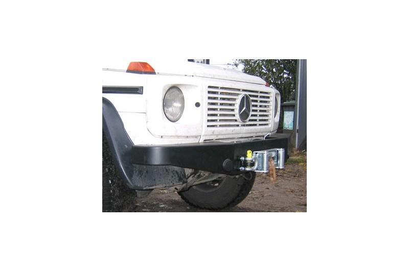 Zderzak skrzynkowy pod wyciągarkę - Mercedes G 460, 461, 463
