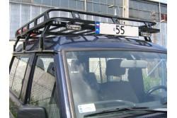 Bagażnik dachowy wyprawowy długi - Nissan Patrol GR...