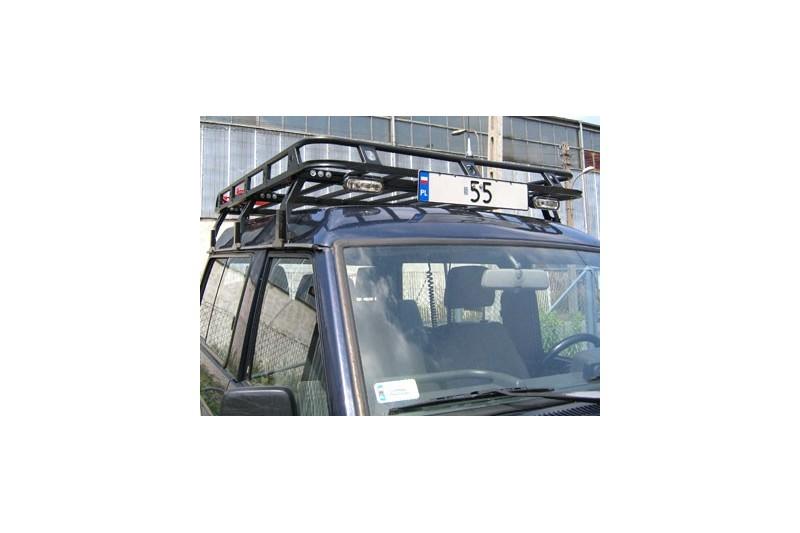 Bagażnik dachowy wyprawowy długi - Nissan Patrol GR Y60