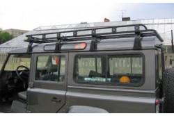 Bagażnik dachowy wyprawowy - LR Defender 110