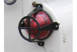 Osłona świateł (pozycyjne, kierunkowskaz) - LR Defender 90, 110, 130