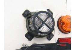 Osłona świateł (cofania, przeciwmgielne) - LR Defender 90, 110, 130