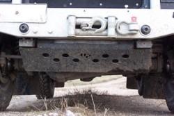 Osłona przednia stalowa - LR Defender 90, 110, 130