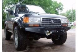 Zderzak skrzynkowy pod wyciągarkę - Toyota Land...