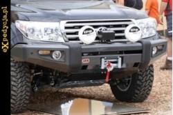 Zderzak przedni ARB Sahara - Toyota Land Cruiser J200