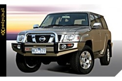 Zderzak ARB Sahara  - Nissan Patrol Y61 po 2004 r