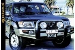 Zderzak ARB Sahara - Nissan Patrol Y61 do 2004 r