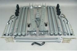Zestaw elementów zawieszenia Trail Master Jeep Wrangler TJ +165mm