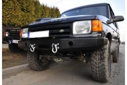 Zderzak przedni pod wyciągarkę Land Rover Discovery...