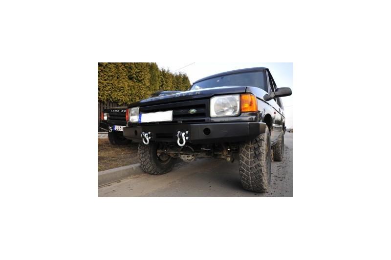 Zderzak przedni pod wyciągarkę Land Rover Discovery HD1