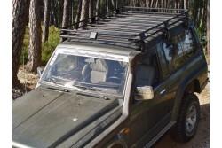 Bagażnik dachowy AFN zamknięty - Jeep, Nissan, Toyota