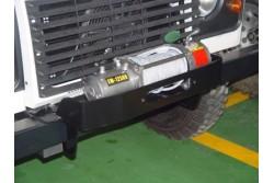 Płyta montażowa AFN do wyciągarki - Land Rover...