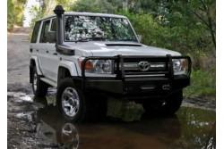 Zderzak przedni AFN z rurami - Toyota LandCruiser J7
